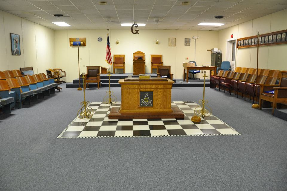 Picture of Lodge room